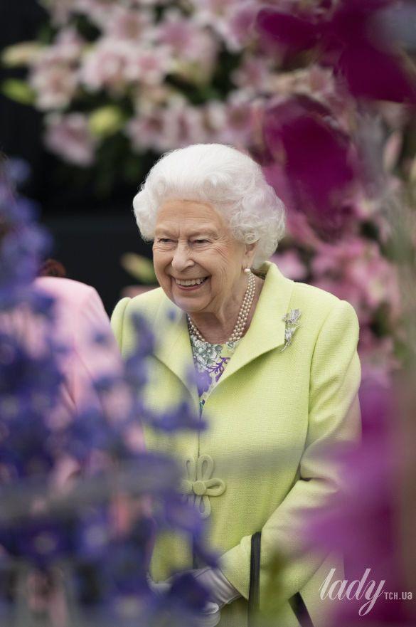 Герцогиня Кембриджская и королева Елизавета II_8