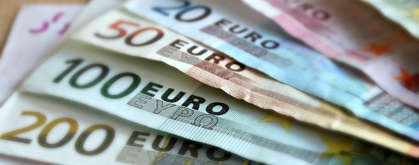 Украина получила миллиард евро от размещения еврооблигаций