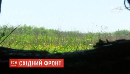 Двое украинских военных получили ранения на восточном фронте