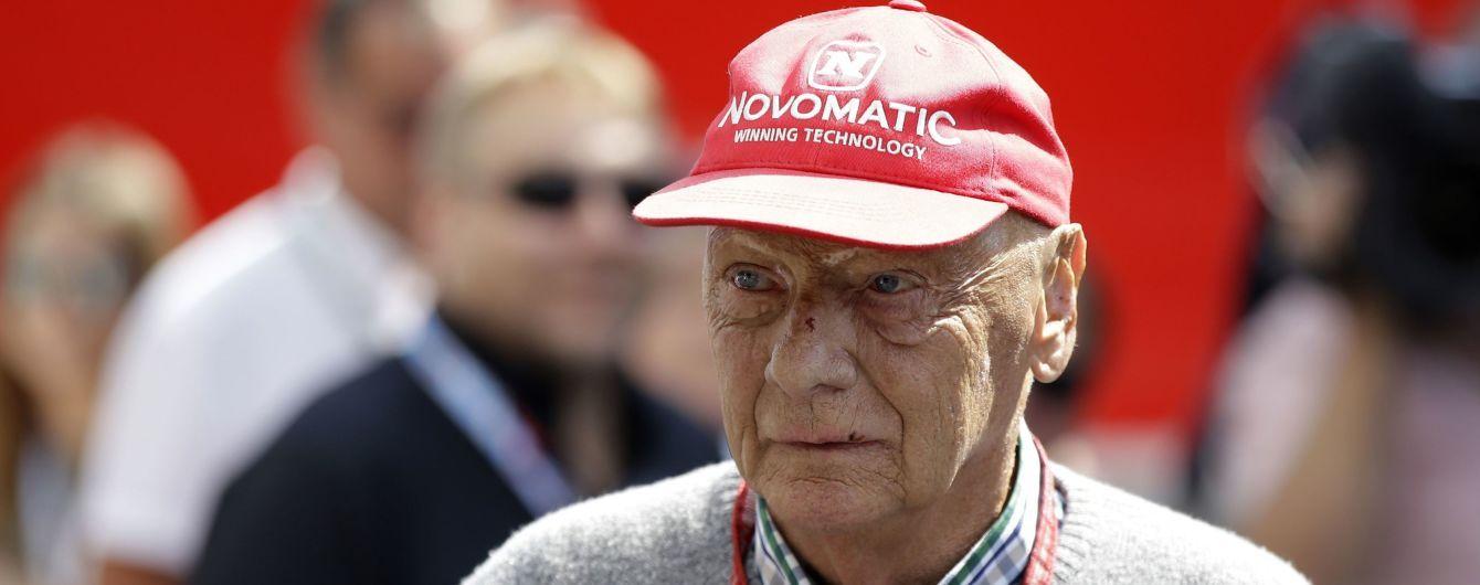 Умер легендарный гонщик Формулы-1