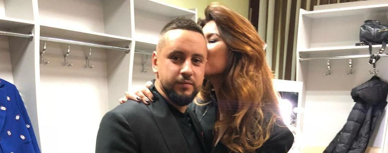 MONATIK поделился забавным фото с женой