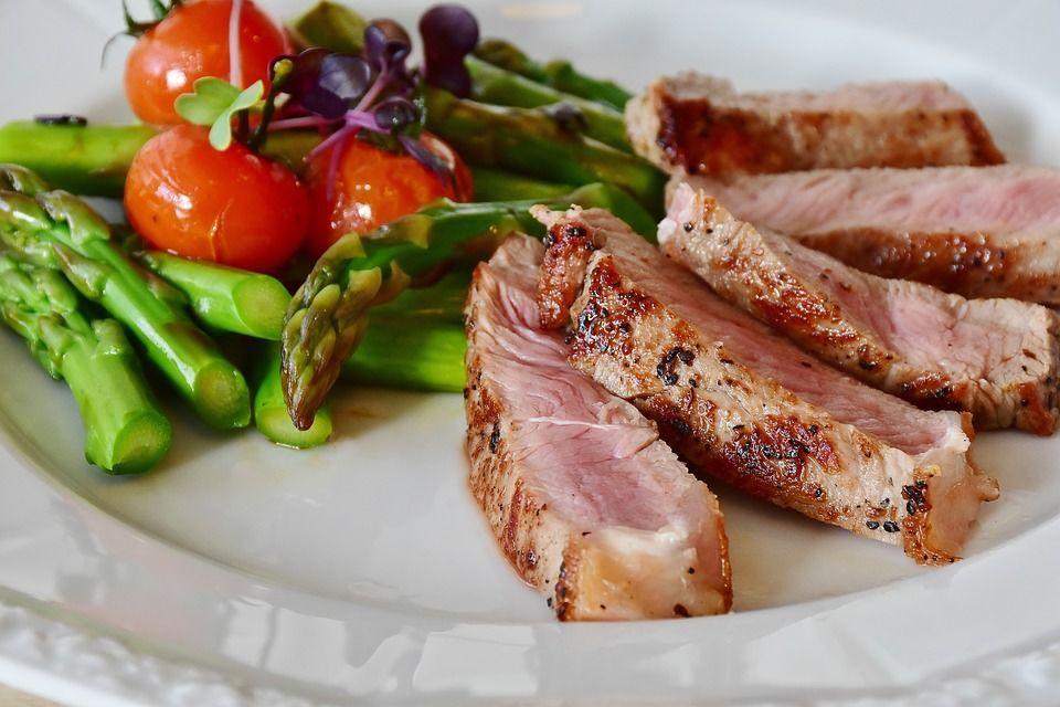 М'ясо, білок, їжа