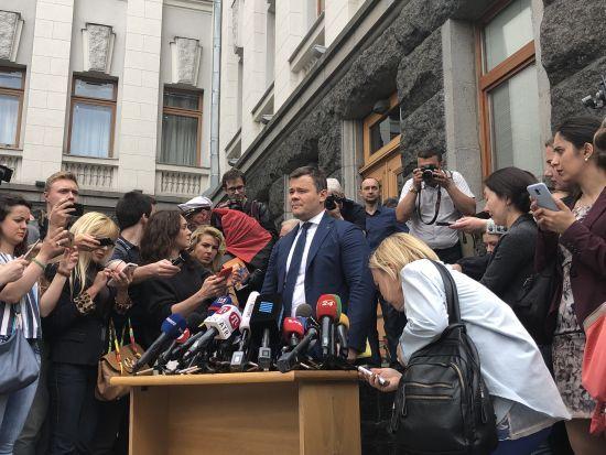 Богдан відповів, чи збирається очолити Адміністрацію президента