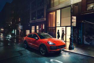 Porsche Cayenne Coupe пустили в продажи за 2,6 млн гривен
