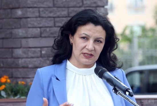 Заступниця Гройсмана готова очолити уряд до парламентських виборів