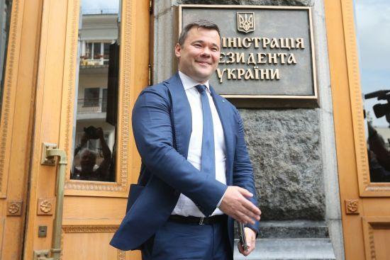 Богдан пояснив своє призначення главою АП і жорстко розкритикував автора закону про люстрацію