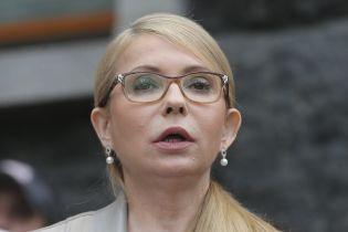 """Тимошенко назвала Гройсмана """"правою ниркою"""" Порошенка після його заяви про """"старі партії"""""""
