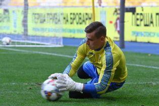 Лунін назвав мету збірної України на Чемпіонаті світу