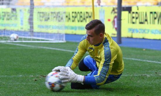 Лунін більше не зіграє на Чемпіонаті світу-2019, Шевченко забрав його до національної команди