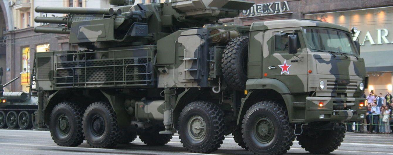 Российские военные провели в аннексированном Крыму учения с использованием ракетных комплексов