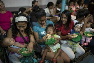 ООН прогнозирует, что в следующем году из Венесуэлы сбегут два миллиона беженцев