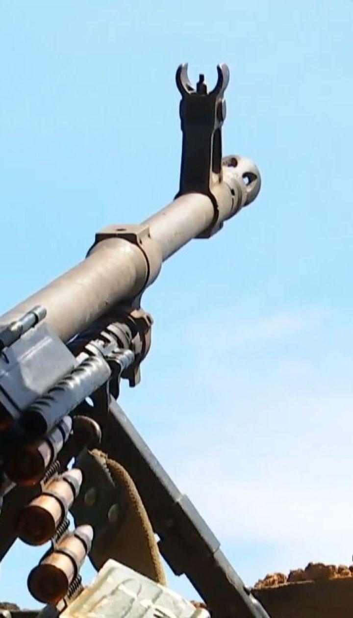В прифронтовых городах защитники наблюдают военную активность врагов