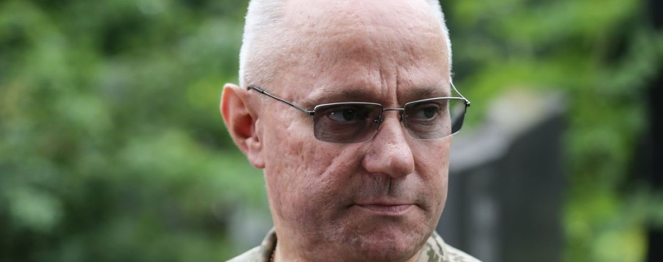 Главнокомандующий ВСУ Хомчак вылечился от коронавируса и уже встретился с Зеленским