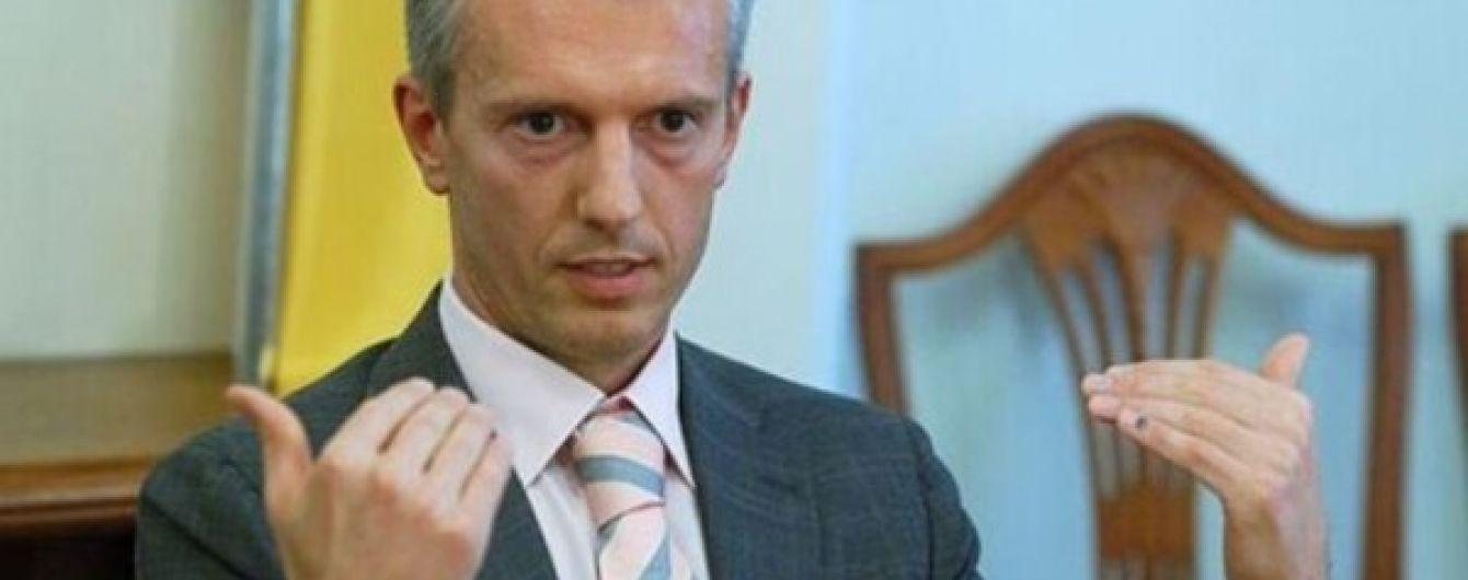 У Хорошковского опровергли его возвращение в Украину