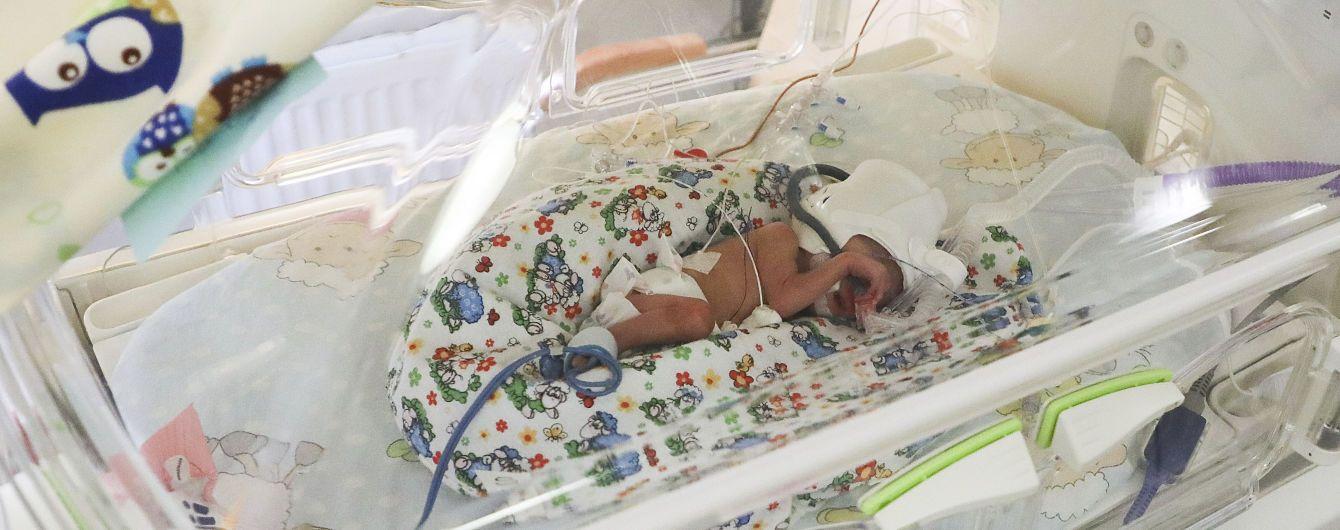 В Польше женщина родила сразу шестерых детей