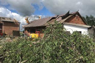 Мощный смерч повредил более 100 домов в Польше