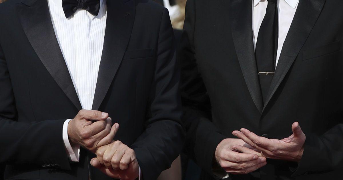 Леонардо Ди Каприо и Квентин Тарантино @ Associated Press