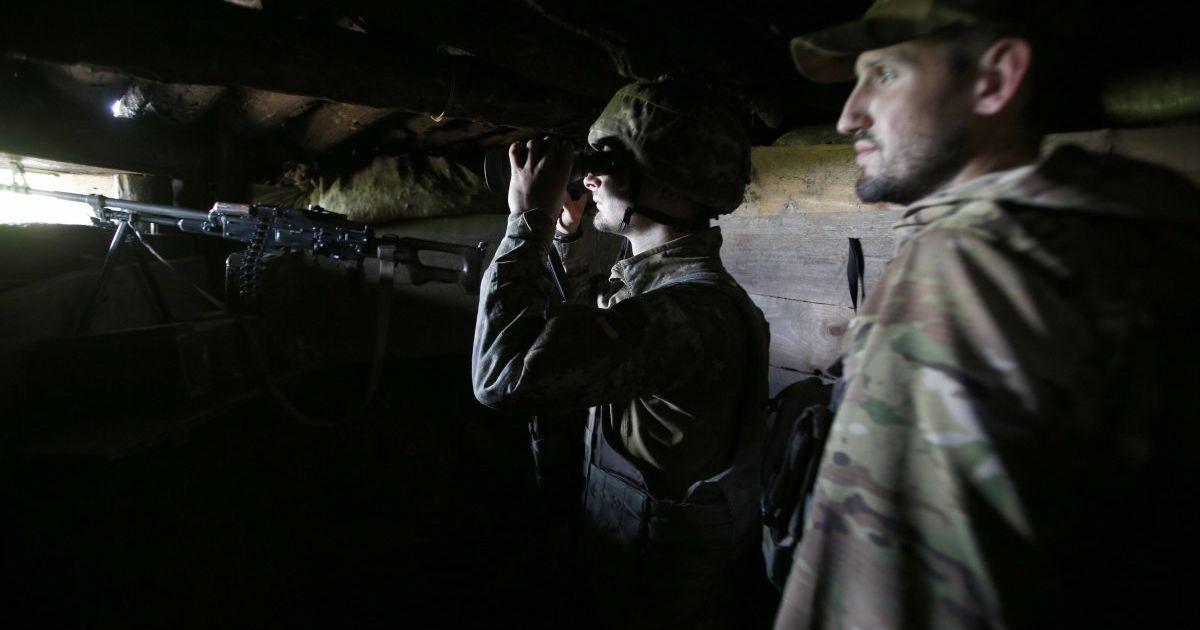 Бойовики відкрили вогонь у районі Авдіївки – поранено українського бійця