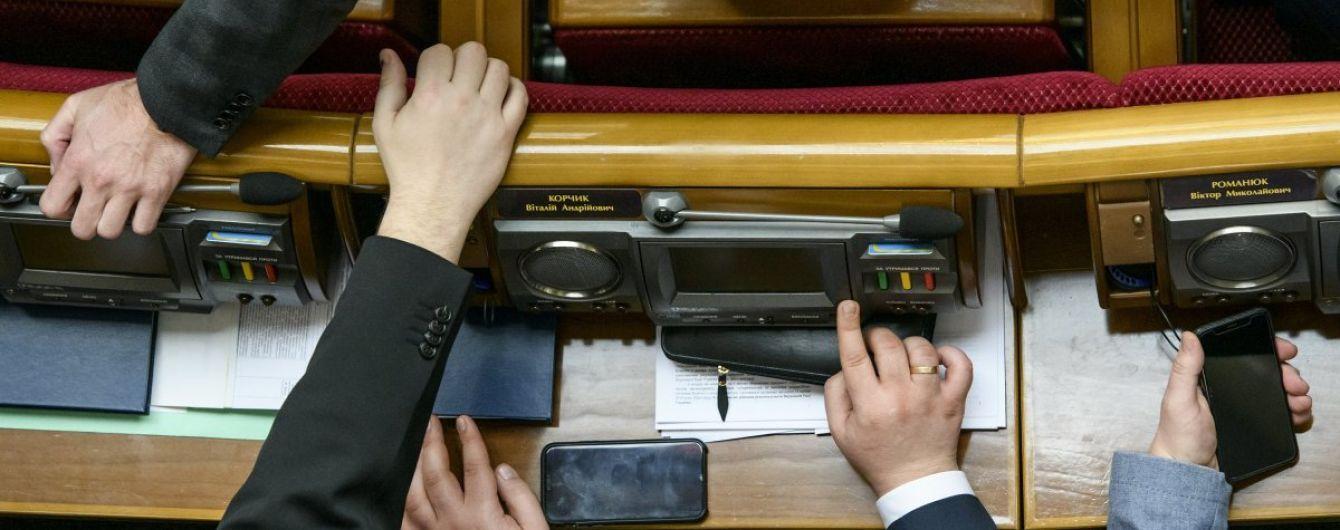 """Партію Зеленського підтримує понад 43% виборців, а """"Голос"""" Вакарчука випередив політсилу Ляшка"""