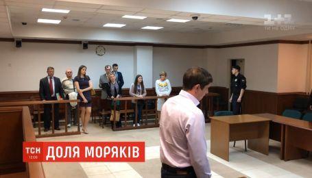 У Москві тривають слухання у справі військовополонених українських моряків