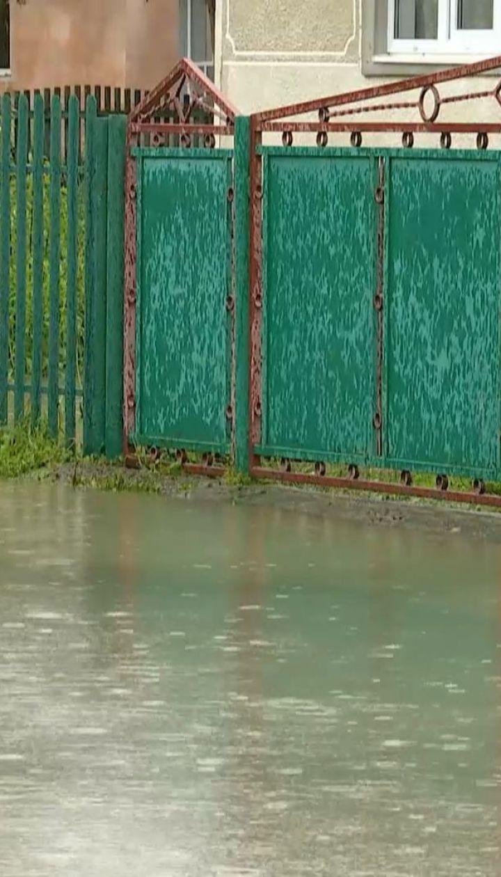 Непогода отступает: на Прикарпатье спадает уровень воды в реках