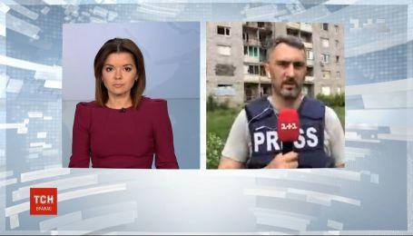 Восемь украинских военных попали в плен боевиков