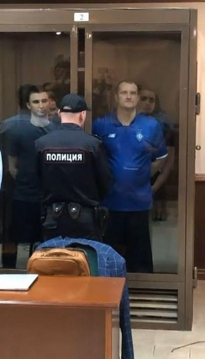 Суд у Росії розглядає апеляції адвокатів щодо українських моряків
