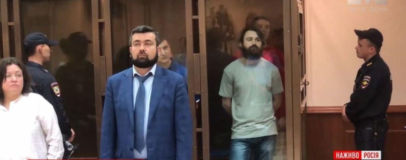 Плененные в Москве украинские моряки передали привет Зеленскому
