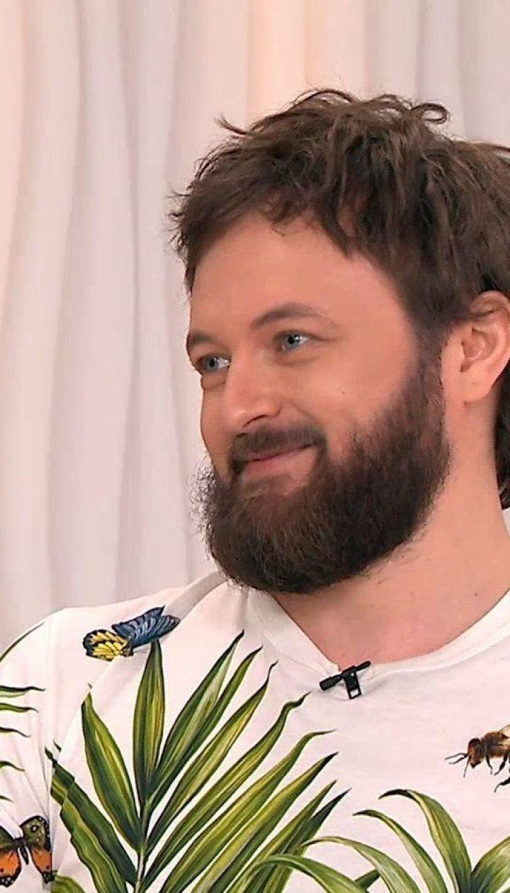 """Фронтмен гурту DZIDZIO Михайло Хома розказав про свій дебют у тренерському кріслі """"Голос. Діти"""""""