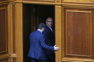 Парубій звинуватив Банкову в брехні і вимагає оприлюднити стенограму зустрічі з Зеленським