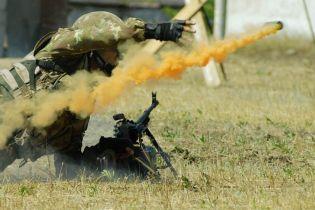 На арсенал Військово-морських сил жбурнули димову шашку