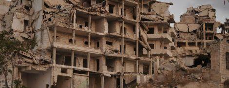 """Спостерігачі та """"Білі шоломи"""" не підтвердили заяву США про нову хіматаку у Сирії"""
