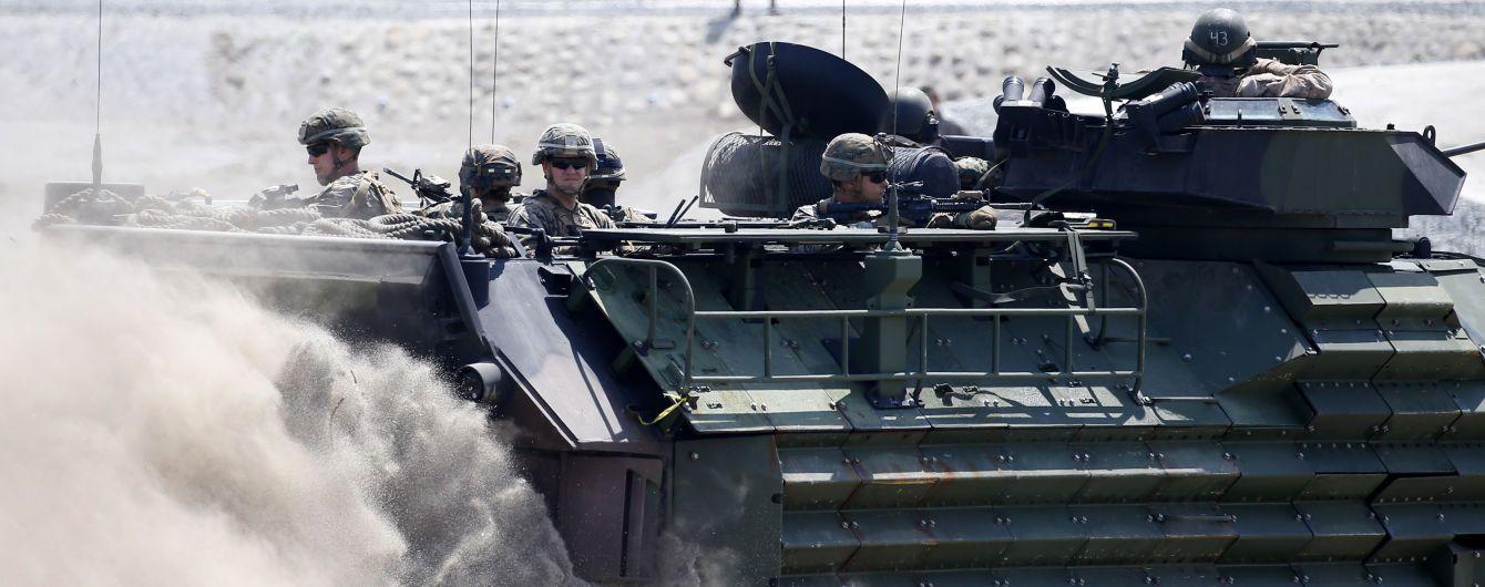 США перебрасывают в Саудовскую Аравию три тысячи военнослужащих