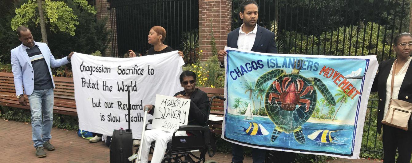 ООН потребовала от Британии вернуть Маврикию острова в Индийском океане
