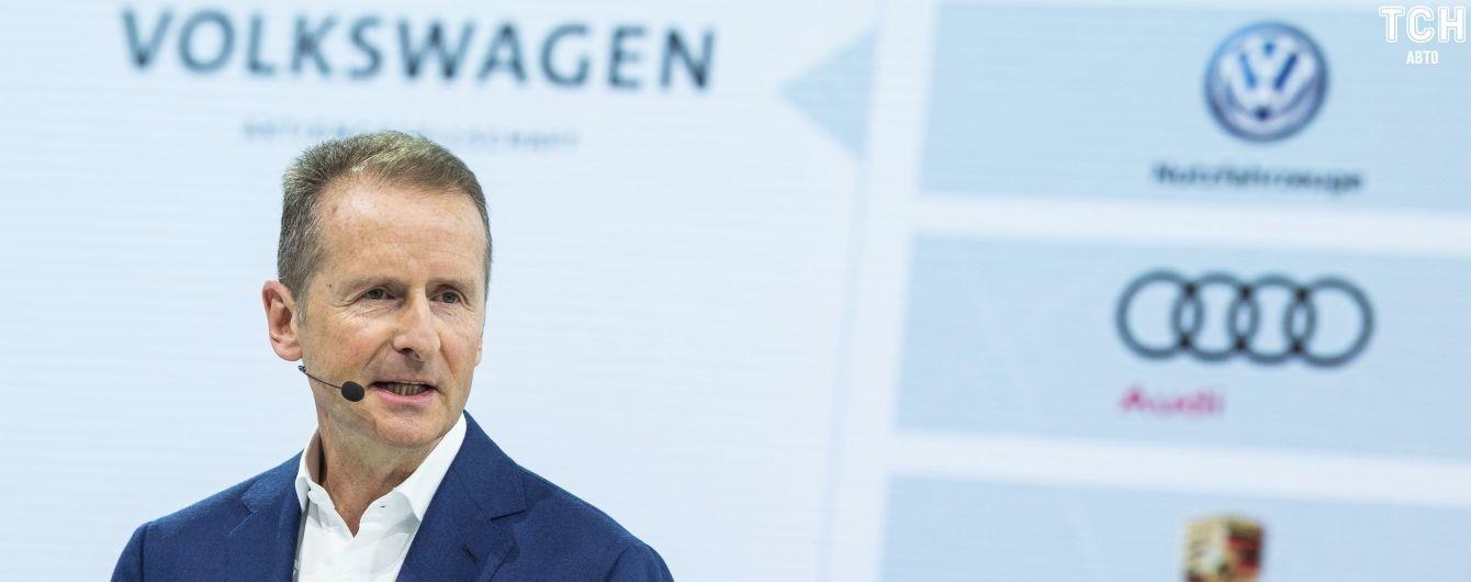 На Volkswagen подали до суду за зухвале порушення авторських прав