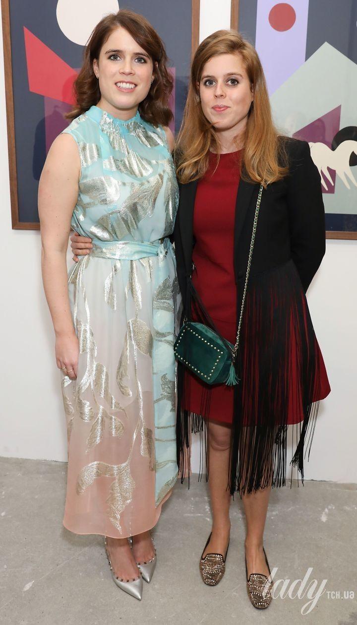 Принцесса Евгения и Беатрис