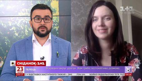 """Яніна Соколова: """"Почуваюся прекрасно і готова робити щось корисне для країни і людей"""""""