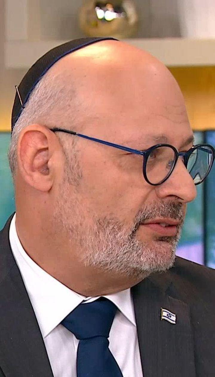 Посол Ізраїлю розповів, як вирішити проблему депортації українських туристів