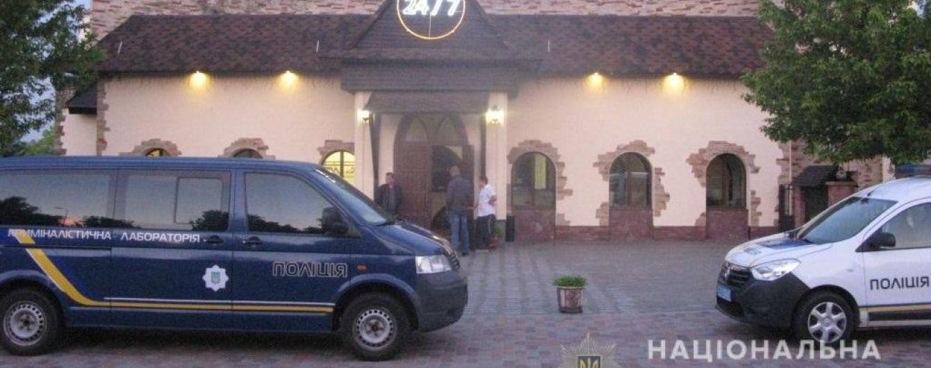 Поблизу Києва стався вибух в ресторані