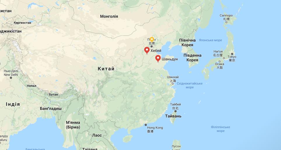 Китай викидає в атмофсеру ХФУ
