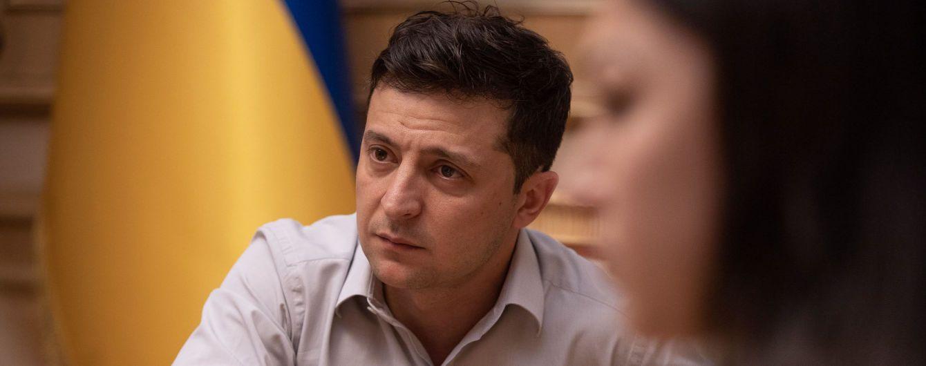 Зеленський пояснив, чому хоче референдуму про можливі переговори з РФ