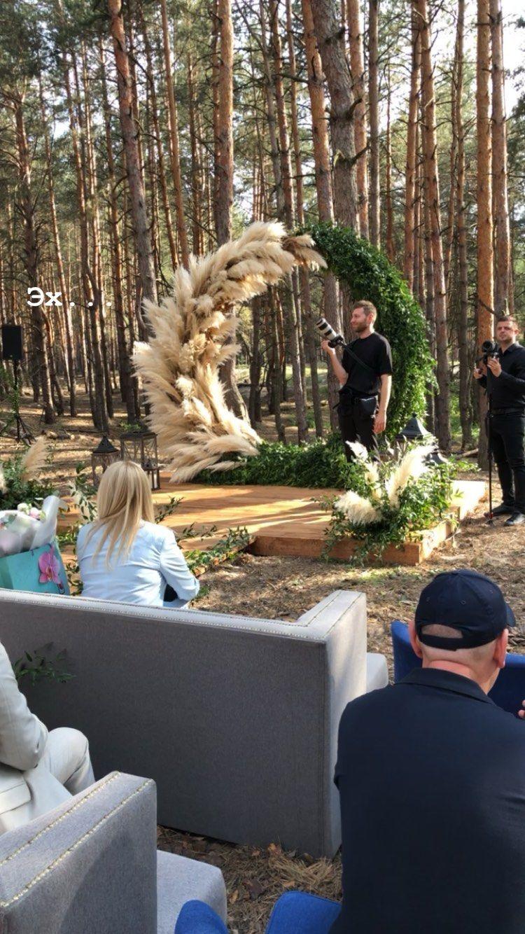 Церемонія весілля Потапа і Насті Каменських_1