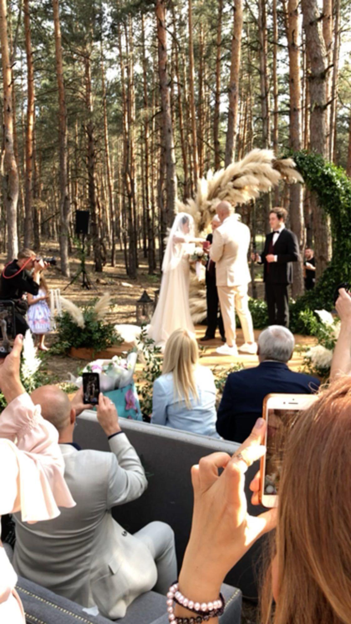 Церемонія весілля Потапа і Насті Каменських_6