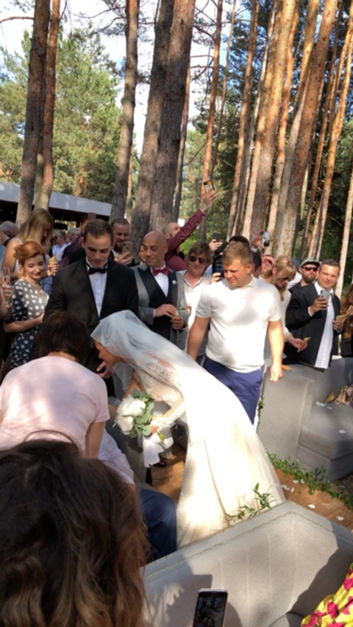 Церемонія весілля Потапа і Насті Каменських_4