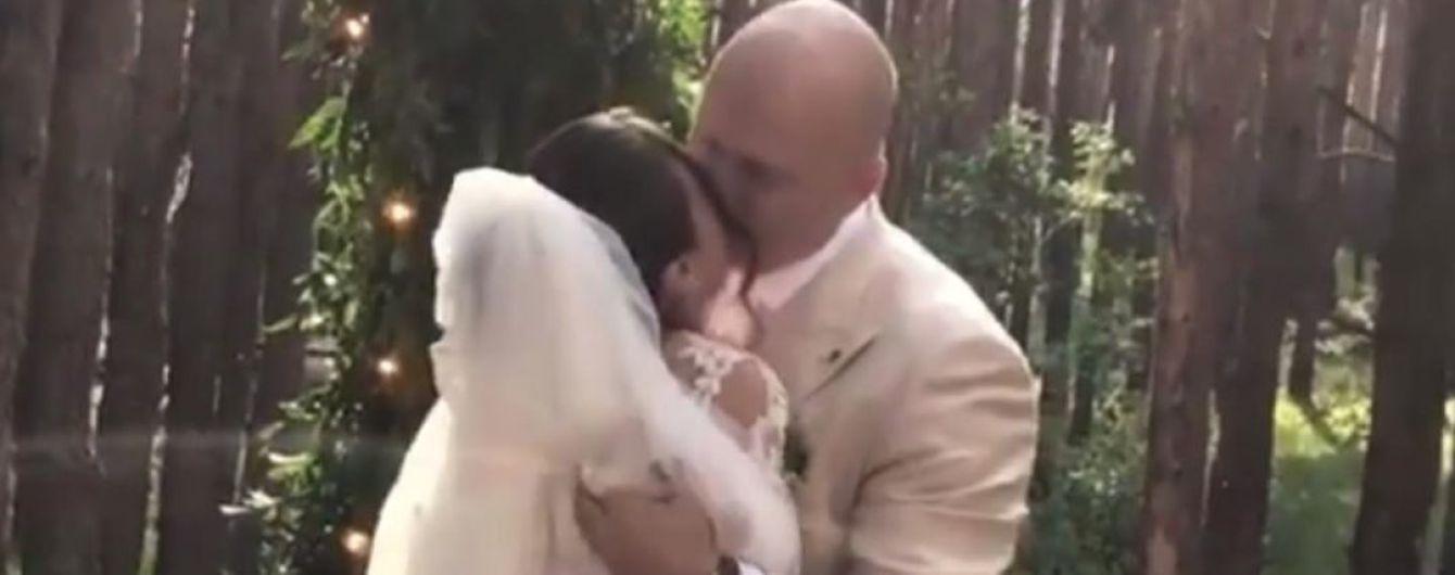 Потап едва сдерживал слезы, а у Насти дрожал голос: какой была церемония свадьбы молодоженов