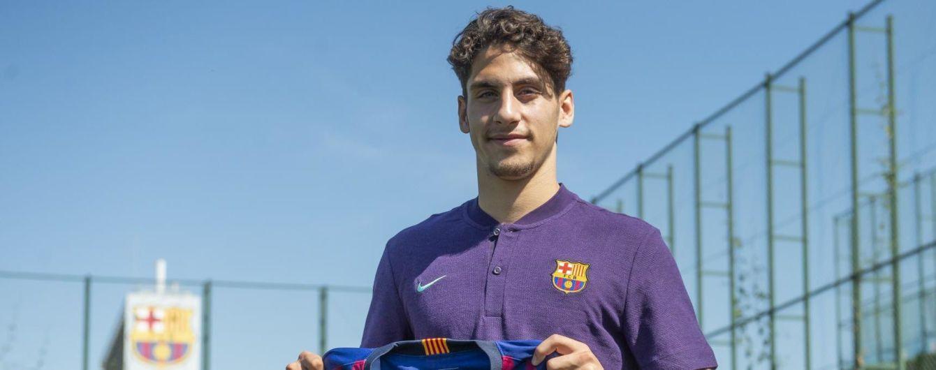 """""""Барселона"""" подписала 18-летнего голландца и сразу """"повесила"""" на него ценник в 100 миллионов евро"""