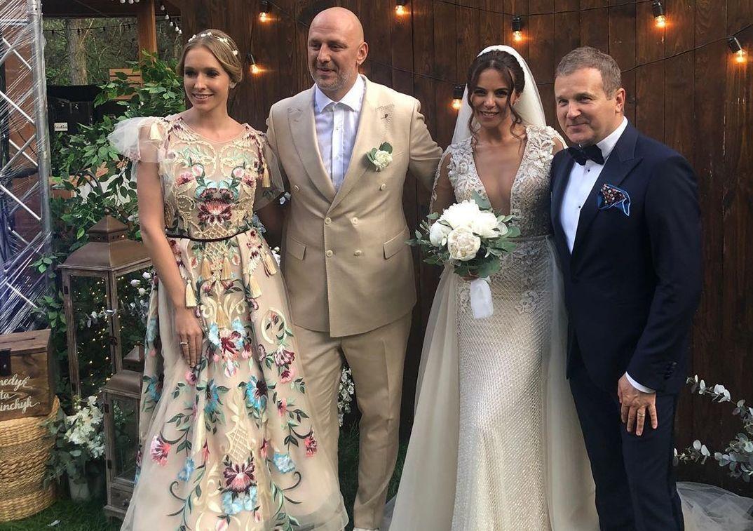 Весілля Потап і Настя