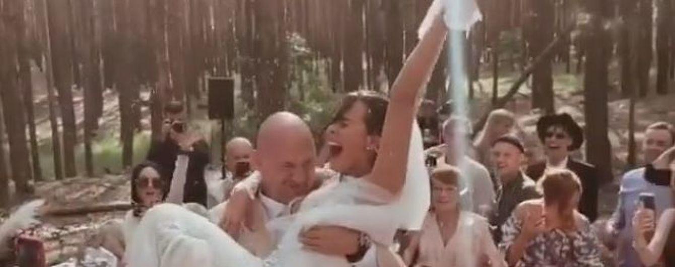Потап и Настя Каменских поженились: все о свадьбе звездной пары