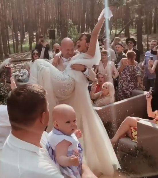 Потап та Настя Каменських одружилися: все про весілля зіркової пари