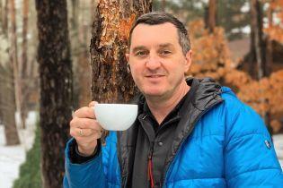 Украинского комика Дядю Жору обокрали